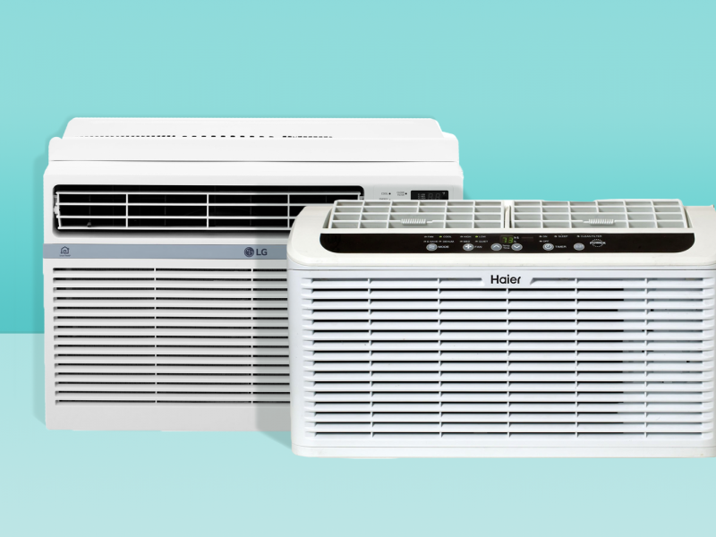 Types Of Window Air Conditioners